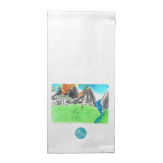 CTC International - Man and River Cloth Napkin