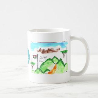 CTC International - Map Basic White Mug