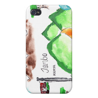 CTC International - Map Case For iPhone 4