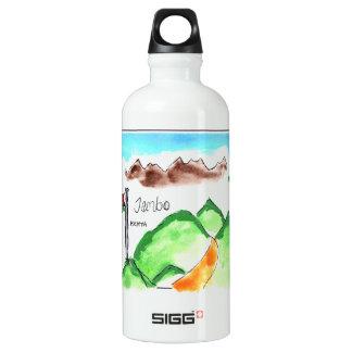 CTC International - Map SIGG Traveller 0.6L Water Bottle
