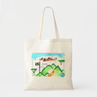 CTC International - Map Tote Bags