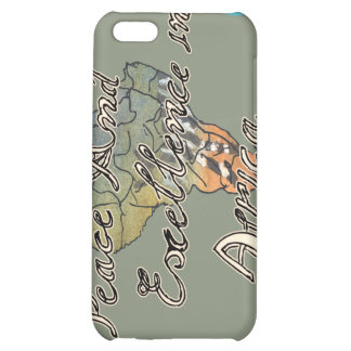 CTC International - Peace Case For iPhone 5C