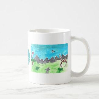 CTC International - Plains Basic White Mug