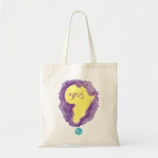 CTC International - Purple Canvas Bag