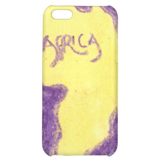 CTC International - Purple Cover For iPhone 5C