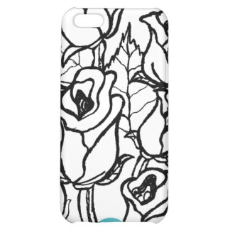 CTC International -  Roses 2 Case For iPhone 5C