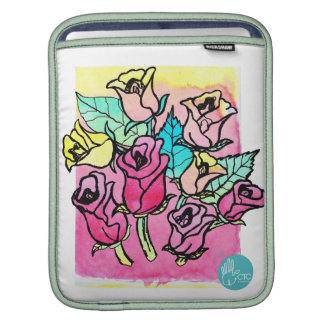 CTC International -  Roses 3 Sleeves For iPads