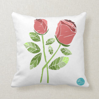 CTC International - Roses Cushion