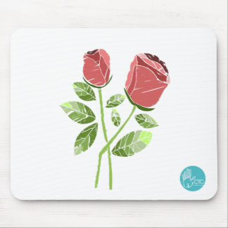 CTC International -  Roses Mouse Pad