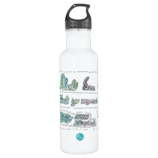 CTC International - Thank You 710 Ml Water Bottle