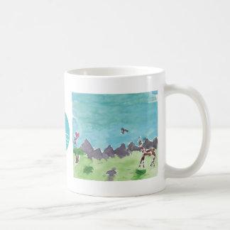 CTC International - Tribal Basic White Mug