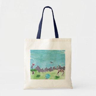 CTC International - Tribal Budget Tote Bag