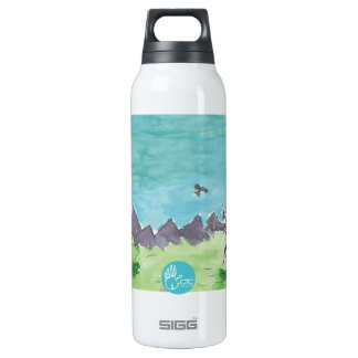 CTC International - Tribal 16 Oz Insulated SIGG Thermos Water Bottle