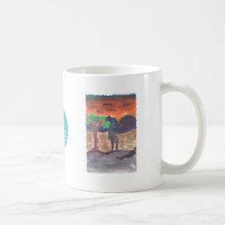 CTC International - Welcome Basic White Mug