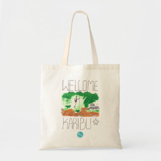 CTC International - Welcome Canvas Bag