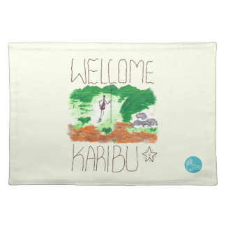 CTC International - Welcome Place Mats