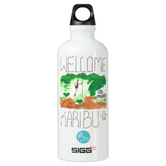 CTC International - Welcome SIGG Traveller 0.6L Water Bottle