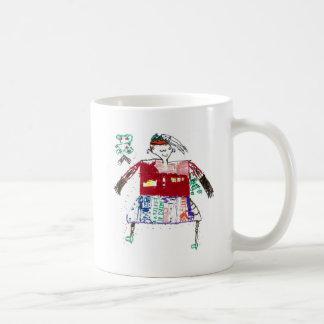 CTC Scan002 Basic White Mug