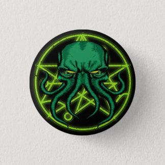 Cthulhu 3 Cm Round Badge