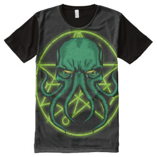 Cthulhu All-Over Print T-Shirt