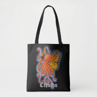 Cthulhu Carry On Tote Bag