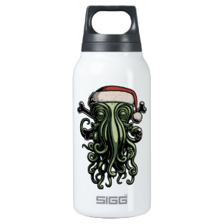 Cthulhu Claus 0.3 Litre Insulated SIGG Thermos Water Bottle
