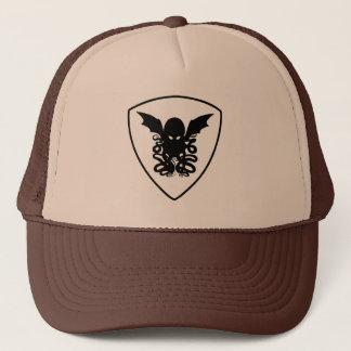Cthulhu Crest Trucker Hat