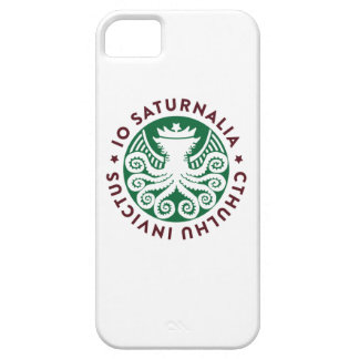 Cthulhu Declares War on Christmas iPhone 5 Case