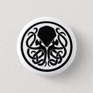 Cthulhu Emblem 3 Cm Round Badge