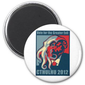 Cthulhu for President- 2012 Magnet