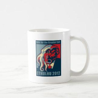 Cthulhu for President- 2012 Mug