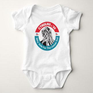 Cthulhu for President in '20 Baby Bodysuit