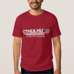 cthulhu for president - why settle for a lesser ev shirt