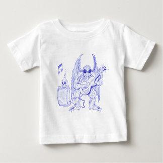 Cthulhu Guitar Baby T-Shirt
