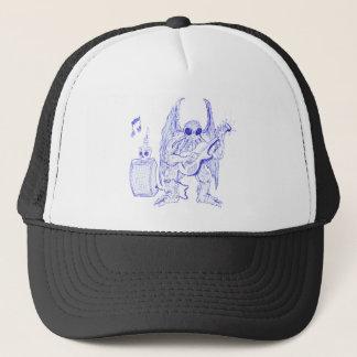 Cthulhu Guitar Trucker Hat