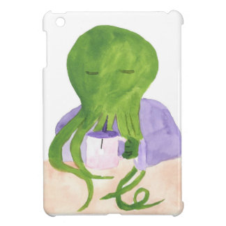 Cthulhu Has A Cup Of Tea iPad Mini Cases