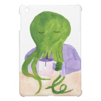 Cthulhu Has A Cup Of Tea iPad Mini Cover