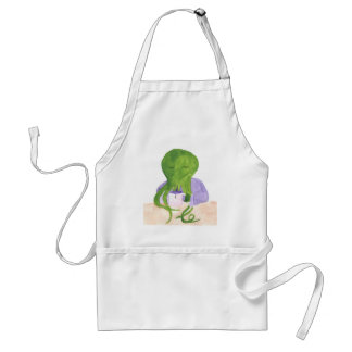 Cthulhu Has A Cup Of Tea Standard Apron