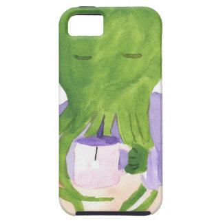 Cthulhu Has A Cup Of Tea Tough iPhone 5 Case