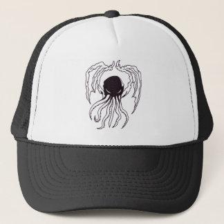 Cthulhu Head Trucker Hat
