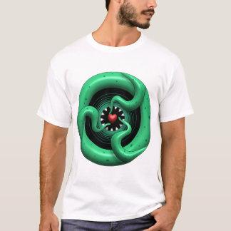 Cthulhu Heart EDUN LIVE Genesis unisex T-Shirt