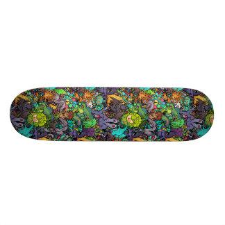 Cthulhu Lovecraft Mythos Chibi Bestiary 19.7 Cm Skateboard Deck