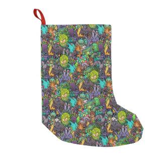 Cthulhu Lovecraft Mythos Chibi Bestiary Small Christmas Stocking