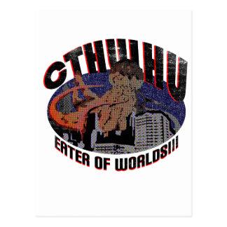 Cthulhu Postcard