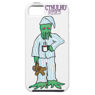 Cthulhu Rises iPhone 5 Cover