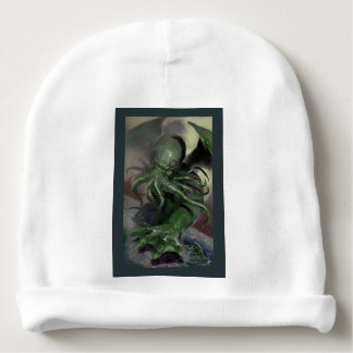 Cthulhu Rising H.P Lovecraft inspired horror rpg Baby Beanie