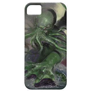 Cthulhu Rising H.P Lovecraft inspired horror rpg Barely There iPhone 5 Case