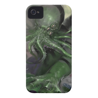 Cthulhu Rising H.P Lovecraft inspired horror rpg iPhone 4 Case-Mate Case