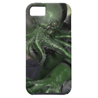 Cthulhu Rising H.P Lovecraft inspired horror rpg iPhone 5 Cover