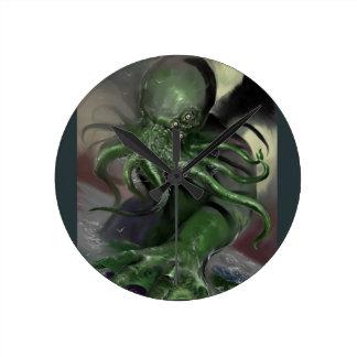 Cthulhu Rising H.P Lovecraft inspired horror rpg Round Clock
